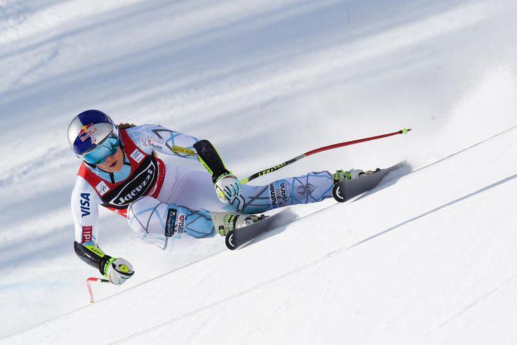 SG Cortina 24-Jan-2016 *** 1.Lindsey Vonn !! 75.Weltcupsieg 2.Tina Weirather 3.Rebensburg ...5.Lara Gut...7.Corinne Suter !! Lindsey Vonn überholt Lara Gut !! im Gesamtweltcup !!
