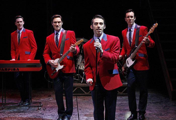 Jersey Boys announces return Melbourne season, 2013