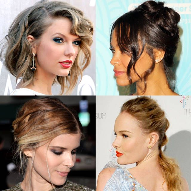 30 Simple Hairstyles For Hot Weather Hairstyles Ideas Walk The