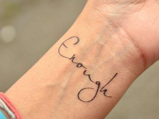 Best 25+ Delicate tattoo fonts ideas on Pinterest   Delicate ...