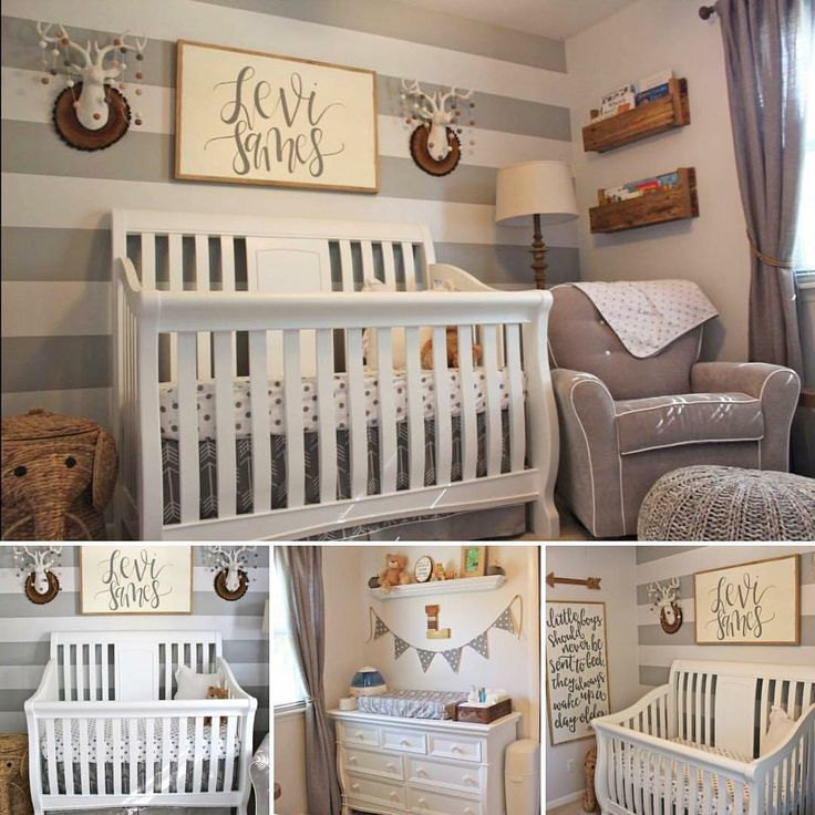Adorable Nursery Idea: 2462 Best Boy Baby Rooms Images On Pinterest