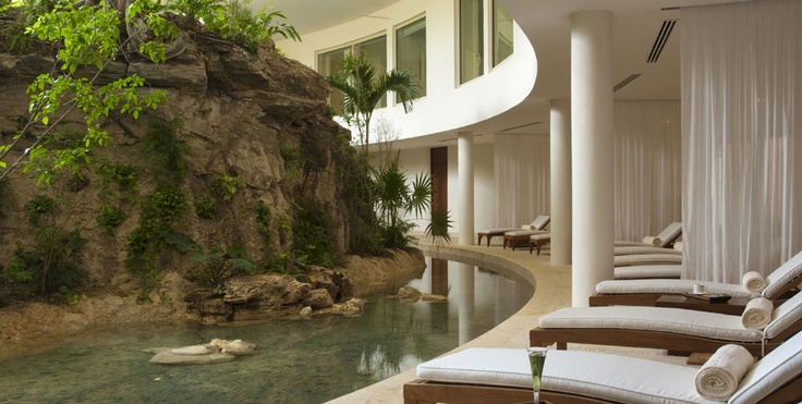 Perfect place to relax after a massage!