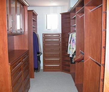 Walkin Closet traditional closet los angeles The