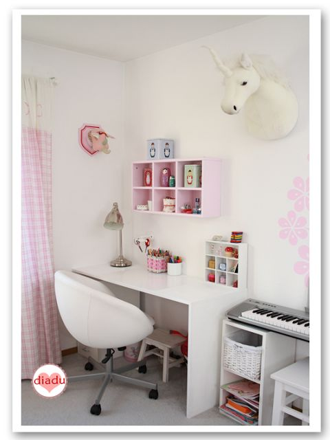 die besten 25 kinderzimmer schulkind ideen auf pinterest. Black Bedroom Furniture Sets. Home Design Ideas