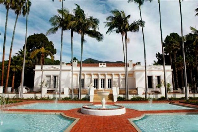 Tony Montana's Scarface Mansion – For Rent