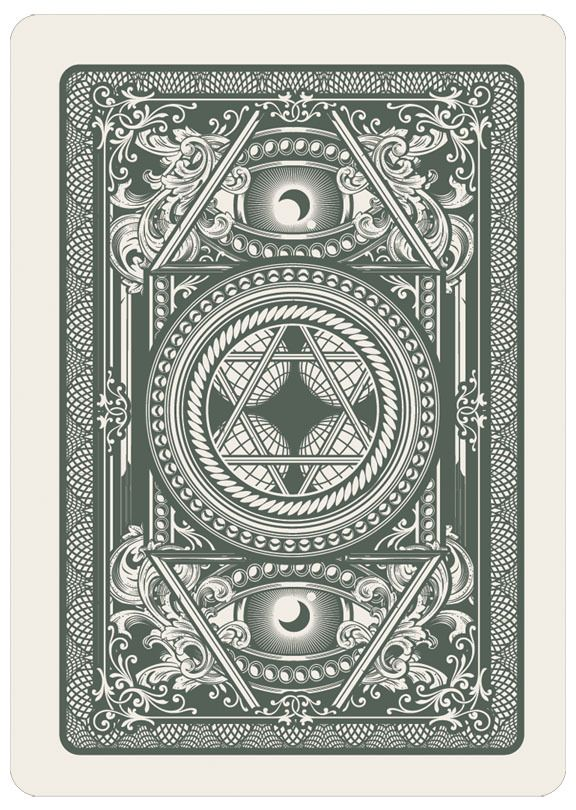 Playing Card Exploration by Joshua M. Smith