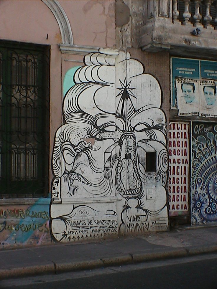 Graffiti1, Buenos Aires Argentina