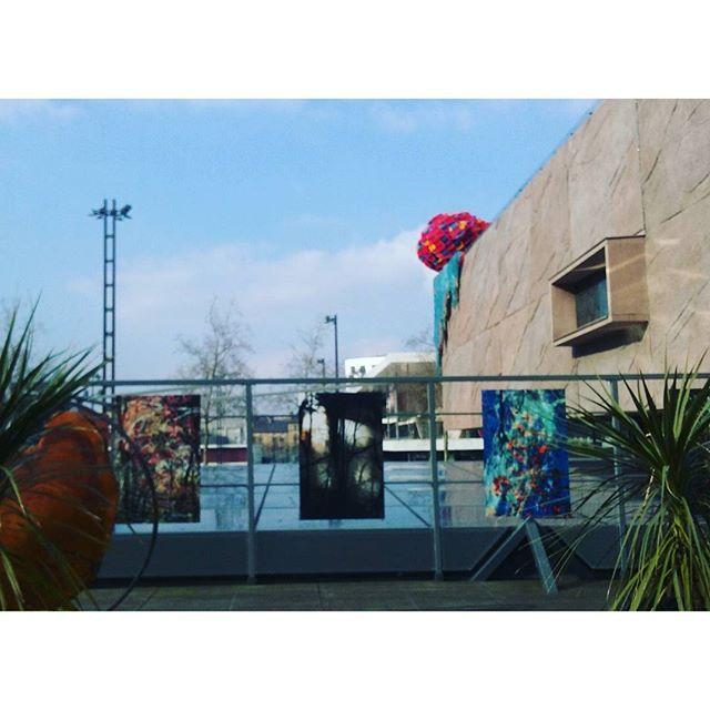 Regram from @solenn.gaufrette  #champslibres #terrassedeschampslibres #terrasse #rennes #rennesacoupdecoeur #leschampslibres #art #tableaux - See more at: http://iconosquare.com/viewer.php#/detail/1203718650801629033_2226065712