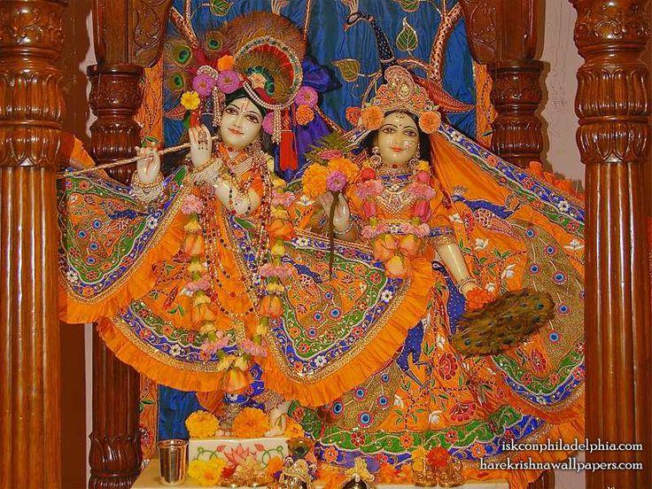 Sri Sri Radha Krishna Wallpaper  click here for more sizes http://harekrishnawallpapers.com/sri-sri-radha-krishna-iskcon-philadelphia-wallpaper-003/