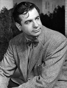 1925 - Publicity photo of Walter Matthau in Broadway play, Fancy Meeting You Again.