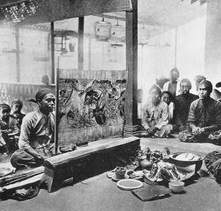 Indonesia Cultural and Art: WAYANG BEBER - The Ancient Tradition of East Java
