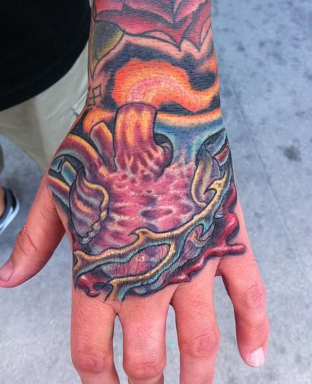 31 Best Large Sacred Heart Tattoo Images On Pinterest