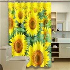 1000 images about sunflower curtain on pinterest. Black Bedroom Furniture Sets. Home Design Ideas