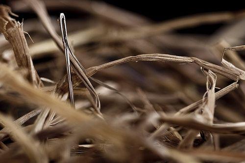 Evernote: Encontrar una aguja en un pajar en segundos