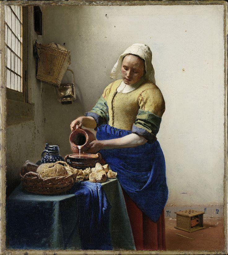 Van 22 februari tot en met 22 mei 2017 is de expositie Vermeer en de meesters van de Genre schilderkunst te bezoeken in het Louvre museum in Parijs.