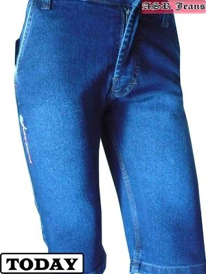 CELANA PENDEK JEANS - TODAY stretch  CP :085204303221 / 5C9E03CA