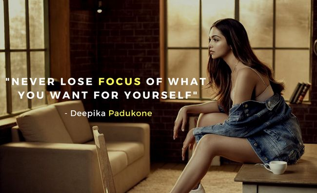Deepika Padukone Birthday Special: 7 Inspirational Quotes From Deepika To Brighten Up Your Day!