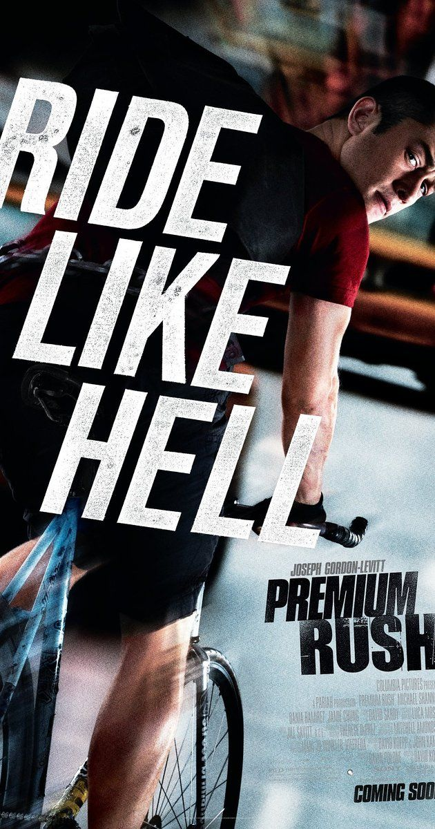 Directed by David Koepp.  With Joseph Gordon-Levitt, Michael Shannon, Dania Ramirez, Sean Kennedy. In Manhattan, a bike messenger picks up an envelope that attracts the interest of a dirty cop, who pursues the cyclist throughout the city.