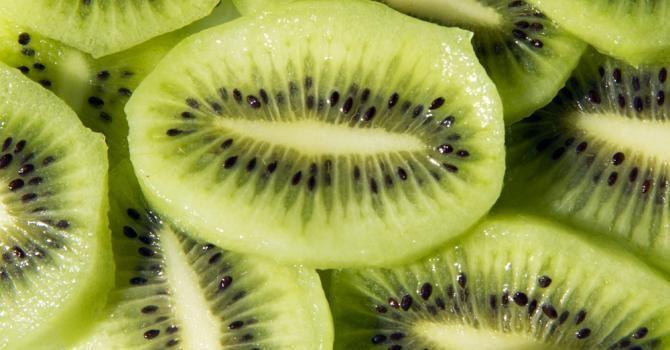 Le kiwi | Fourchette & Bikini