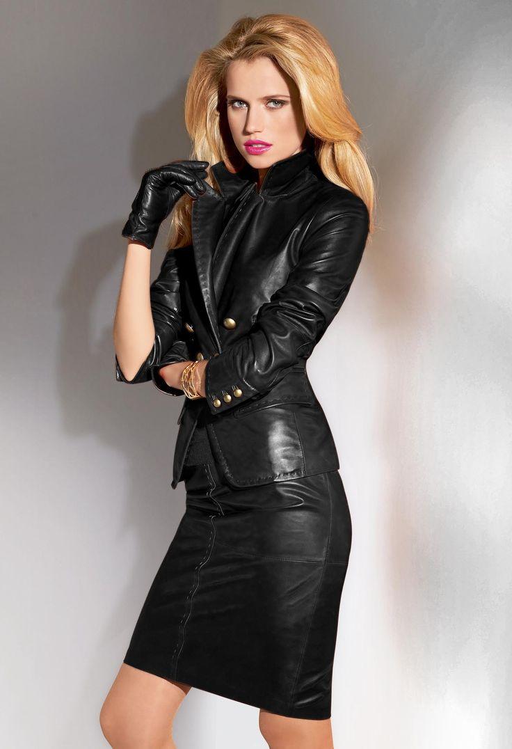 Black vinyl gloves long - Nw Nimrodt Wolfenstein Sexy Leatherleather Glovesblack