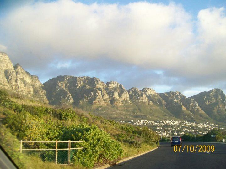 12 apostles cape town south africa