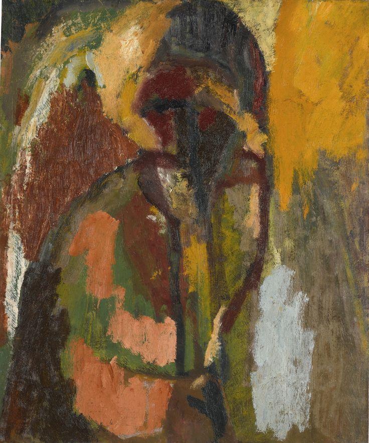bomberg david self portrait   painting   sotheby's l16148lot6nrpfen