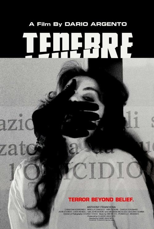 """""""Tenebre"""", A Film By Dario Argento"""
