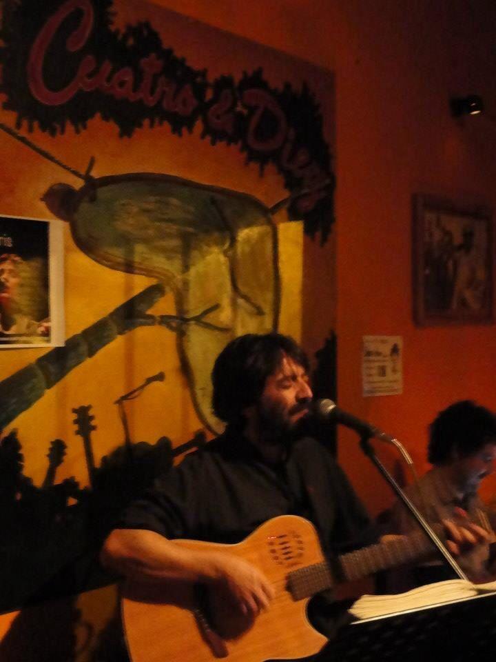 Rodrigo Nuñez en las #NochesDeSabina