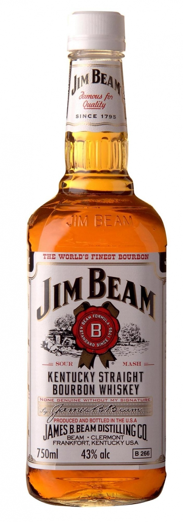Jim Beam! I use this so much at my bakery. The flavor stands up to other ingredients and doesn't get lost. Pure bourbon deliciousness.