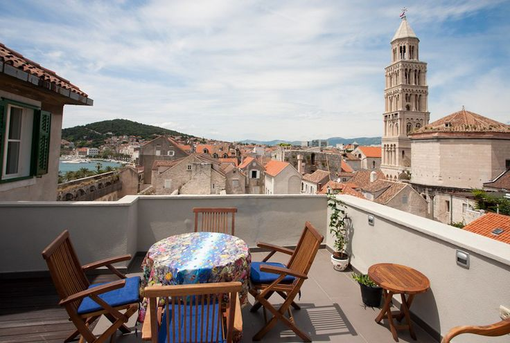 De Lux Seaview studio apartment for 2 in Split old town - Holiday Rentals | Amargrupa
