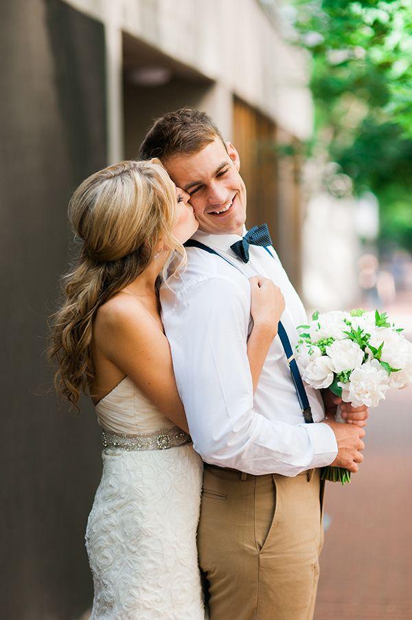 a portland loft wedding by brittany lauren photography