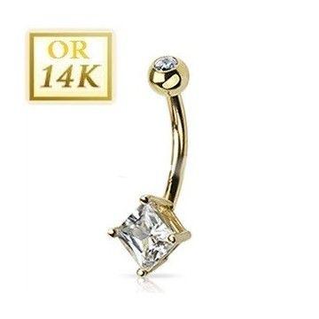 17 best piercing nombril en or 14 carats images on pinterest belly piercings belly button. Black Bedroom Furniture Sets. Home Design Ideas