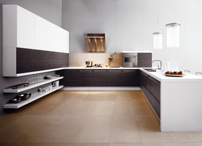 die besten 25+ contemporary l shaped kitchens ideen auf pinterest, Kuchen