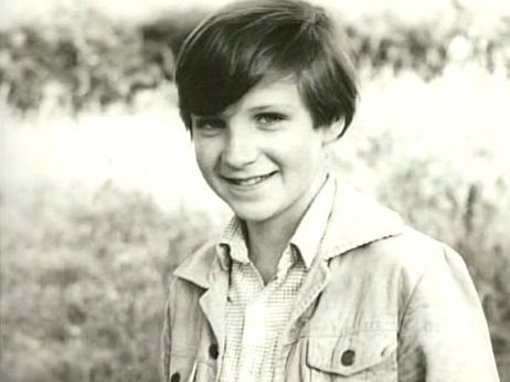Ralph Fiennes when younger.