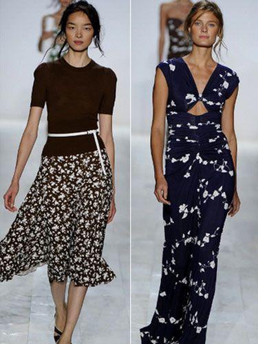 2014 ilkbaharında 70'ler modası
