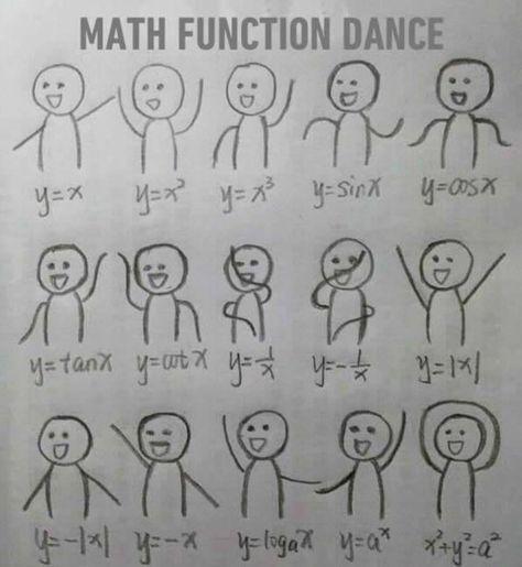 Math function dance – Bloom