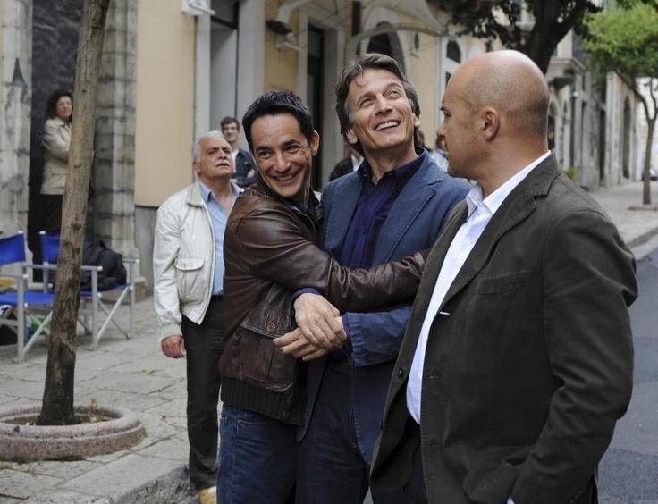 Il commisario Montalbano: Peppino Mazzotta, Cesare Bocci, Luca Zingaretti