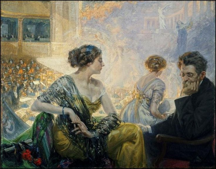Ulisse Caputo ~ Symphony ~ (Italian: 1872-1948)