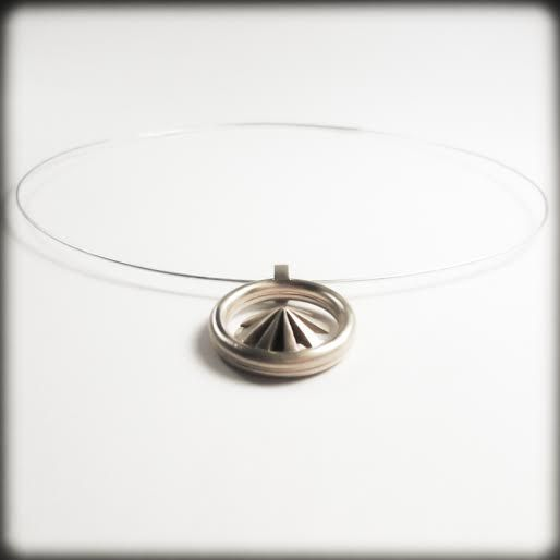 """Necklace, """"Your Dreamy Eyes"""", WiNK project, www.superlora.com"""
