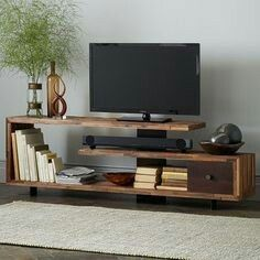 I like this tv unit except my tv would be on a wall bracket and this is for my amp and centre speaker