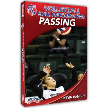 AAU Volleyball Skill Progressions: Passing DVD