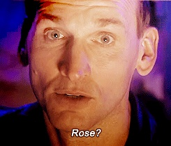 Nine GIF:  I never realized it until I went back to watch Season 1 again, but he says her name so much more than Ten ever did, and every time, it holds a reverence beyond imagination, like it's precious to him and he feels important just being able to say it.