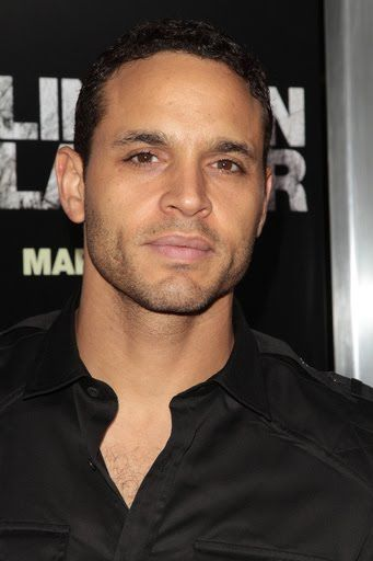 Daniel Sunjata (yum!) He is a man of color fine color