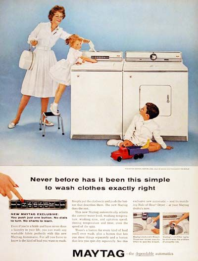 vintage washers and dryers - Google Search