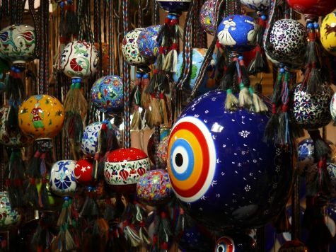 Grand Bazaar – Fat Evil Eyes souvenir