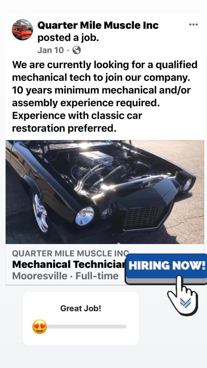 Pin On Classic Car Restoration North Carolina