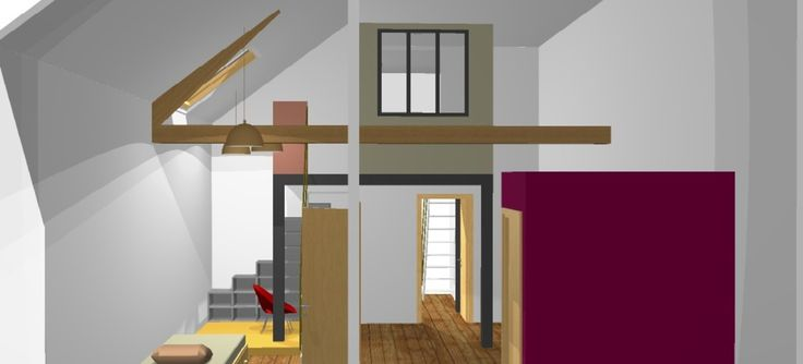 8 best Rénovation d\u0027une grange images on Pinterest Barn, Bedrooms