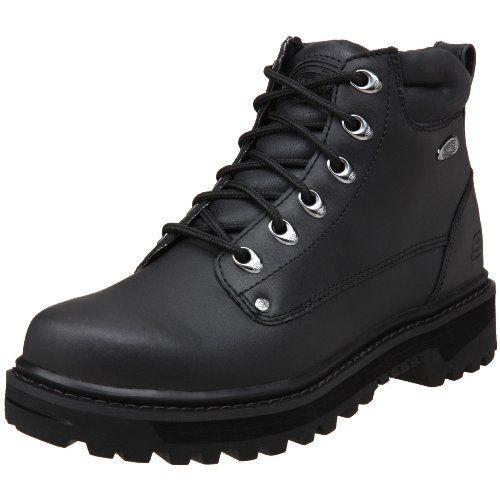 Skechers Men's Pilot Utility Boot - http://authenticboots.com/skechers-mens-pilot-utility-boot/