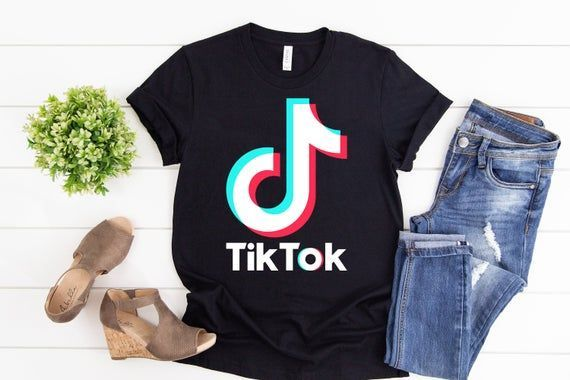 Tiktok Shirt Tiktok Party Tiktok T Shirt Tiktok Tiktok Fans Tik Tok Supplies Tik Tok T Shirt Shirts Cool Shirts Bernie Shirt