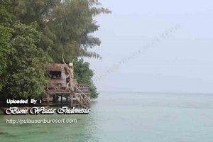 Pulau Macan - Pulau Seribu, The Natural Island at Thousand Islands, Indonesia, Jakarta